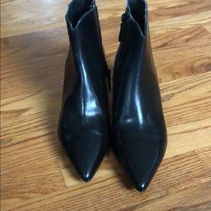 Cole Haan Kitten Heel Boots - EUC 🤩